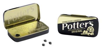 Potters Potters - Potter'S Original Zwart, 36 Blikken