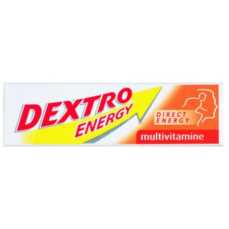 Dextro Energy Dextro Energy - multivitamine - 24 pakken