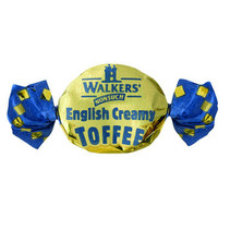 Walkers Nonsuch - Eclair English Creamy Toffee, 2.5 Kilo