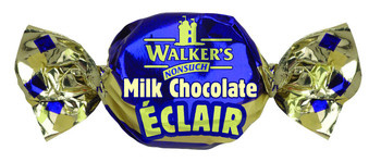 Walkers Nonsuch Walkers NonSuch - eclair chocolade gevuld - 2,5 kilo