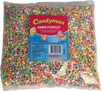 Candyman Candyman - Manna 4X1Kg, 4 Kilo