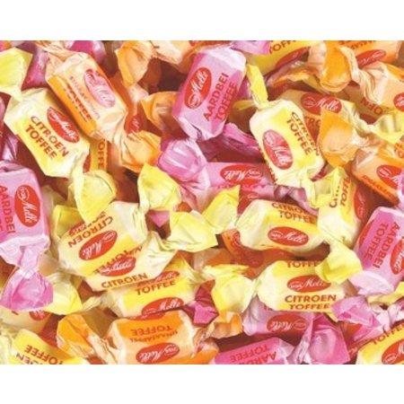 van Melle Van Melle - toffees fruit - 2 kilo