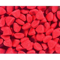 Haribo - schuim aardbeien 2x1,5kg - 3 kilo