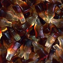 Haribo - fg colaflesjes klein 3x1kg - 3 kilo