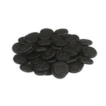 Cci - Liquorice Coins 5X1Kg, 5 Kilo