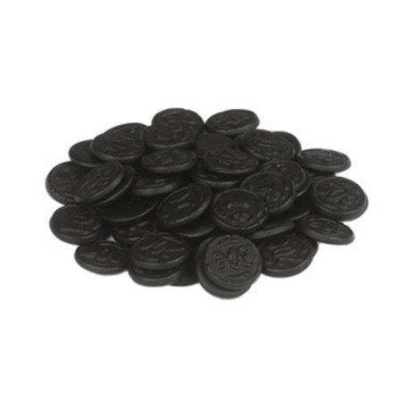 CCI Cci - Liquorice Coins 5X1Kg, 5 Kilo