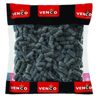 Venco Venco - schoolkrijt zwart 6x1kg - 6 kilo