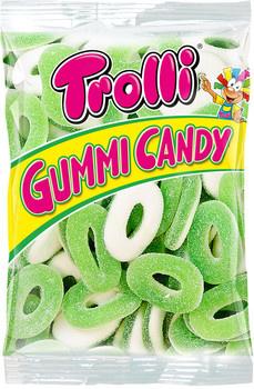 Trolli Trolli - Appelringen 6X1Kg, 6 Kilo