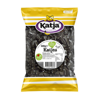 Katja Katja - Katjes 12X500Gr, 12 Zakken