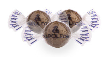 Napoleon Napoleon - Zwart/Wit Kogels 5X1Kg, 5 Kilo