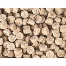 Fortuin - salmiak pastilles 2x1,5kg - 3 kilo