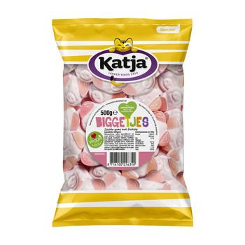 Katja Katja - Biggetjes 12X500Gr, 12 Zakken