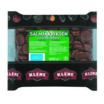 Klene - geldlijn salmiakriksen 6x1kg - 6 kilo