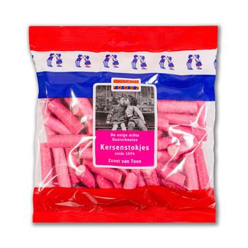 Holland Foodz Holland Foodz - Oosterh. Kersenstokjes 6X500Gr, 3 Kilo