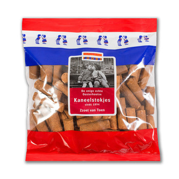 Holland Foodz Holland Foodz - Oosterh. Kaneelstukjes 6X500Gr, 3 Kilo