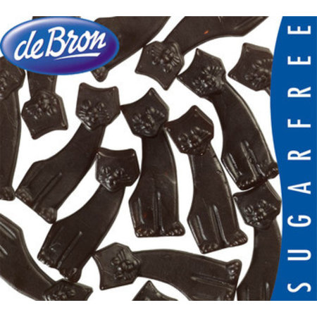 De Bron De Bron - drop katten suikervr (3x800g) - 2,4 kilo