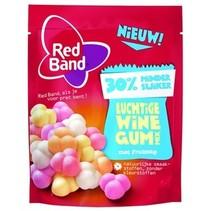 Red Band Venco - luchtige winegummix 160g - 10 zakken