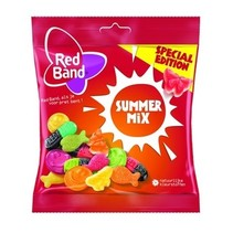 Red Band Venco - summermix 380g - 12 zakken