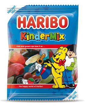 Haribo Haribo - kindermix 250g - 12 zakken
