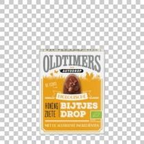 OLDTIMERS - oldtimers-bio! honing zoete bijtjesdropg- 6 dozen