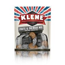 Klene - zoute & salmiakmix 300gr - 10 zakken