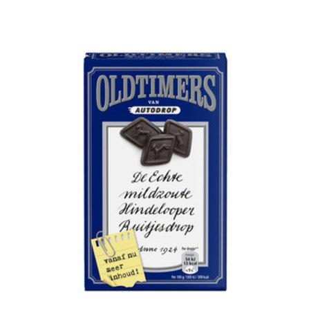 Oldtimers OLDTIMERS - hindelooper ruitjes 235g - 6 dozen
