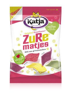 Katja Katja - zure matjes 275g - 12 zakken