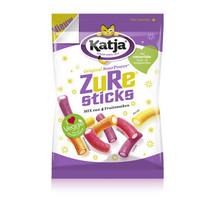 Katja - zure sticks 275g - 12 zakken