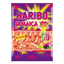 Haribo - cv jamaica zure staafjes 200g - 12 zakken