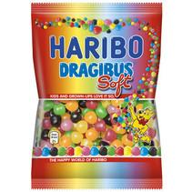 Haribo - dragibus soft 200g - 12 zakken