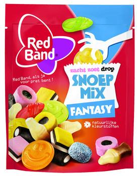 Red Band Red Band Venco - snoepmix fantasy 300g - 10 zakken