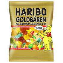 Haribo - kv 75gr goudbeertjes - 30 zakken