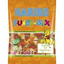 Haribo - funny mix 500g - 18 zakken