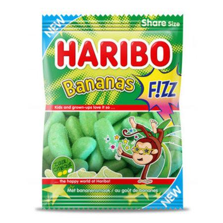 Haribo Haribo - bananas fizz 175gr - 12 zakken