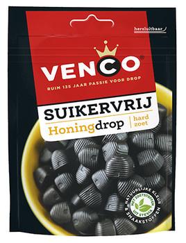Venco Venco - suikervrij honing 100g - 12 zakken