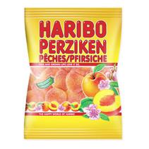 Haribo - kv 75gr perziken - 30 zakken