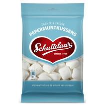 Schuttelaar - dinnermints 155g - 18 zakken