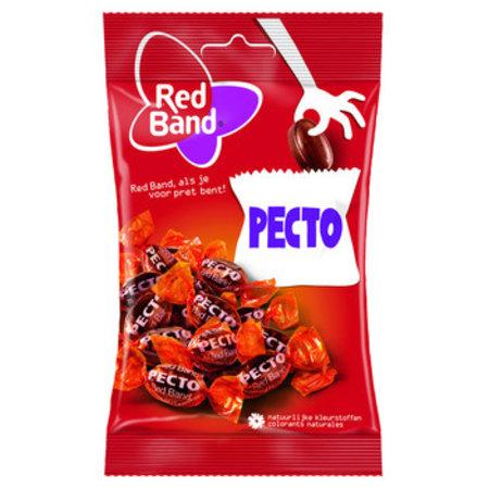Red Band Venco Red Band Venco - eurolijn pecto 100g - 24 zakken