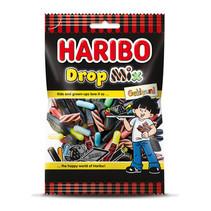 Haribo - cv gekleurde dropmix 250g - 12 zakken
