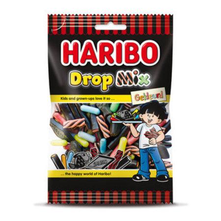 Haribo Haribo - cv gekleurde dropmix 250g - 12 zakken