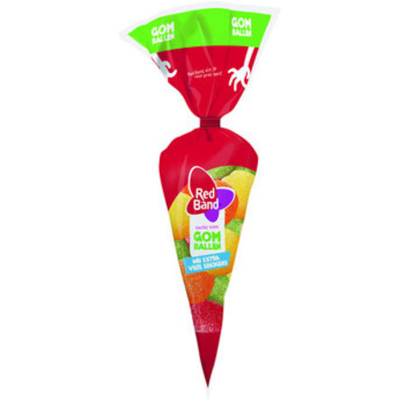 Red Band Red Band Venco - pz supergomballen 300g - 15 puntzak