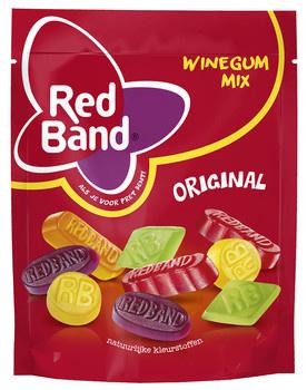 Red Band Red Band Venco - stazak winegummix 255g - 10 zakken