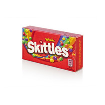 SKITTLES - fruits 45gr - 16 dozen