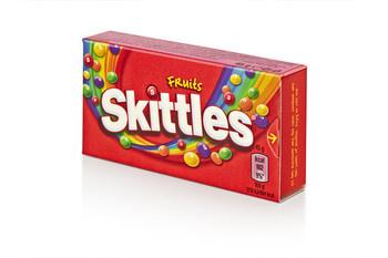 Skittles SKITTLES - fruits 45gr - 16 dozen