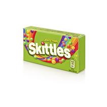 SKITTLES - crazy sours 45gr - 16 dozen