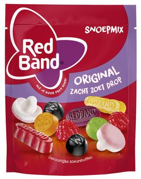 Red Band Red Band Venco - stazak snoepmix original 255g - 10 zakken
