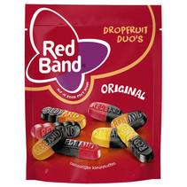 Red Band Venco - stazak drop fruit duo's 255g - 10 zakken