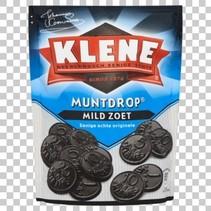 Klene - muntdrop 230g - 10 stuks
