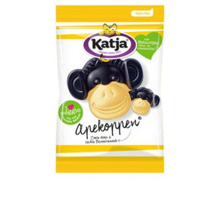 Katja Katja - il apekoppen 140gr - 24 zakken