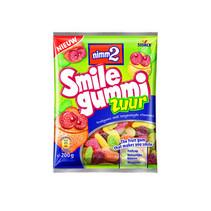 Nimm 2 - smilegummi zuur - 12 zakken
